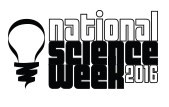 National Science weekk 2016 logo