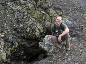 Dr Dan Gregory in the Southern Urals, Russia